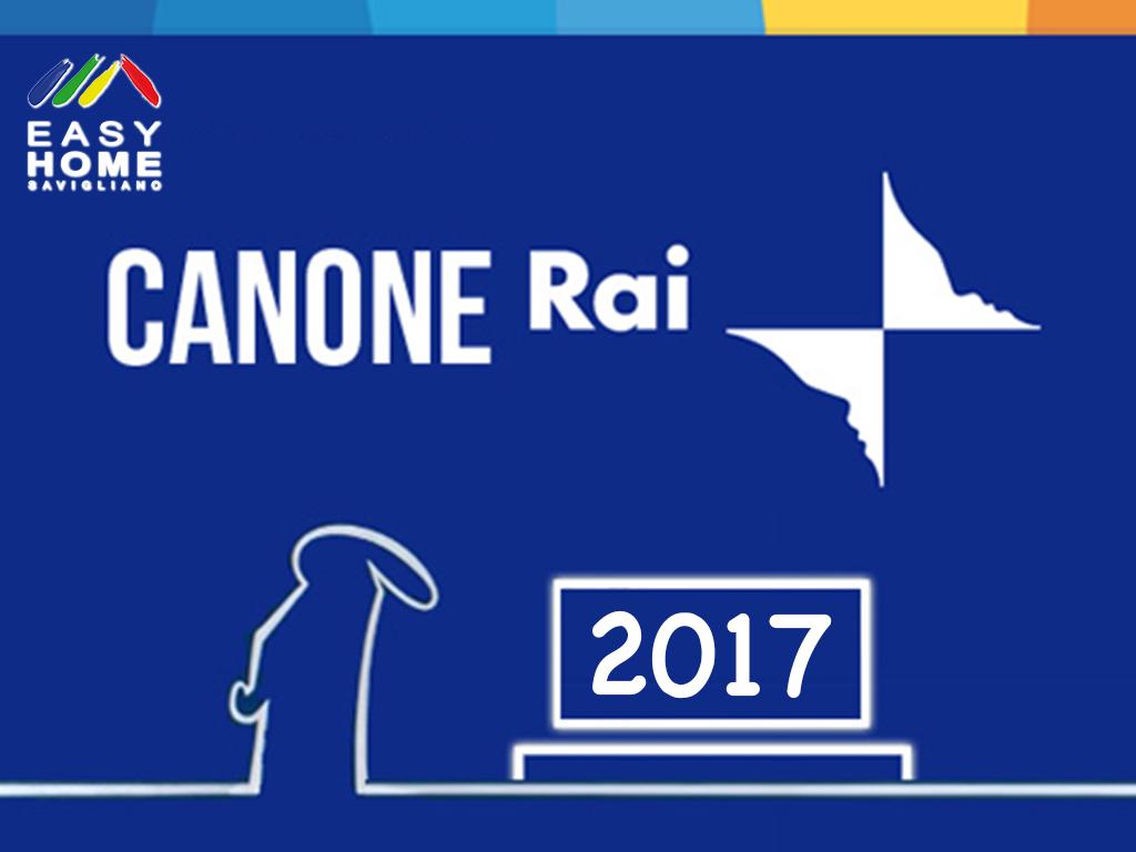 Canone rai nuovo modello di autocertificazione per il - Canone rai 2017 importo ...